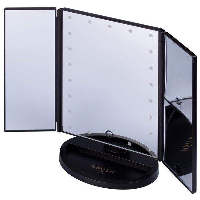 Crush Cosmetics LED Light Makeup Mirror