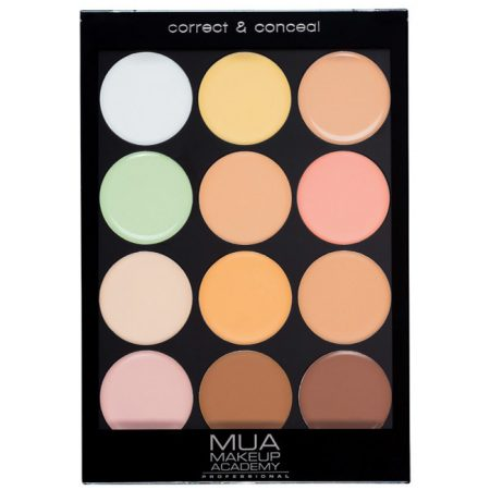 MUA Professional Palette - Correct & Conceal