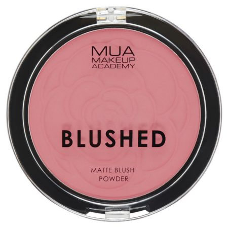 MUA Blushed Matte Blush Powder