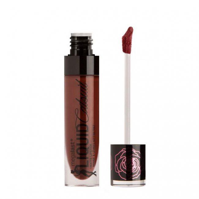 Wet n Wild Rebel Rose MegaLast Liquid Catsuit Matte Lipstick