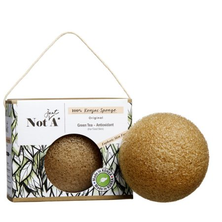 Not.Just.A Konjac Sponge - Green Tea