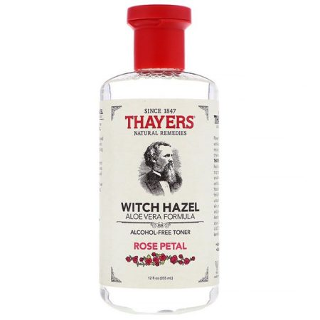 Thayers Witch Hazel Aloe Vera Toner in Rose Petal