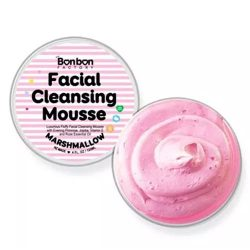 bonbon marshmallow facial mousse