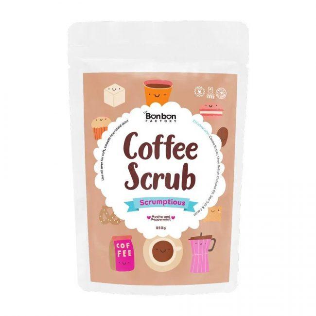Bonbon Factory Scrumptious Coffee Scrub